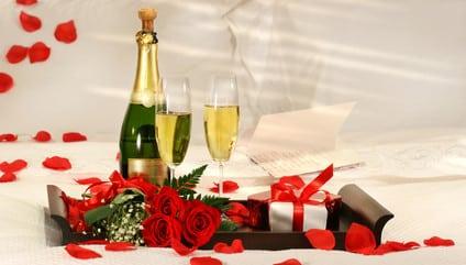 Heiratsantrag Zuhause machen