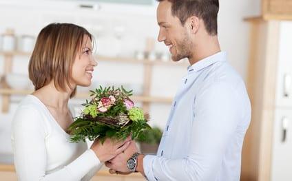 Hochzeitsantrag in der Kueche machen