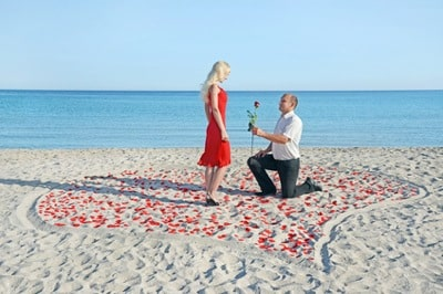 Hochzeitsantrag Idee