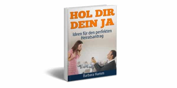 Ebook Heiratsantrag Ideen