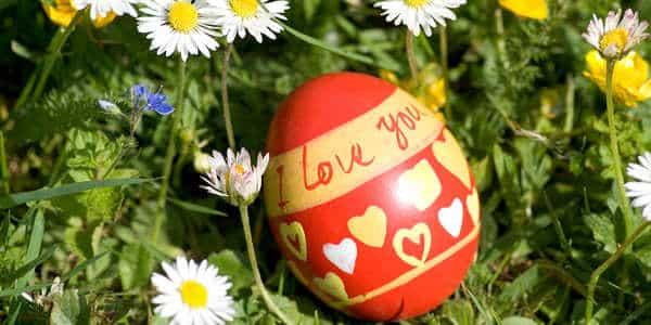 Heiratsantrag zu Ostern machen