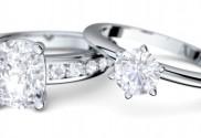 Diamantringe-Verlobungsringe