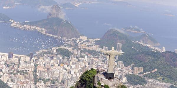Heiratsanträge in Brasilien und zur Fußball WM