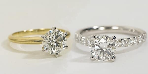 Wie du einen Luxus Verlobungsring oder Diamantring um bis zu 67% günstiger bekommst