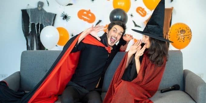 Kürbisse mit Liebesbotschaft – Heiratsantrag zu Halloween