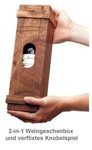 Weingeschenkbox