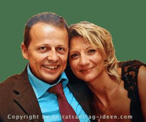 Roland und Barbara von Heiratsantrag Ideen dot com