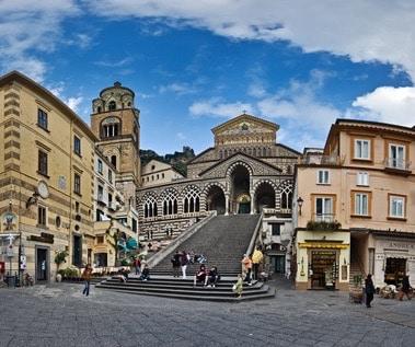 Romantische Plätze für einen Heiratsantrag - Amalfi
