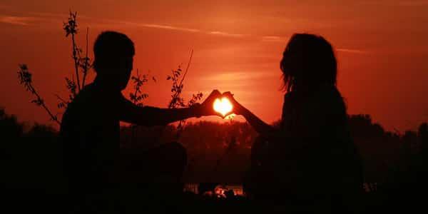 """Ein """"Ja"""" am Tag der Liebenden"""