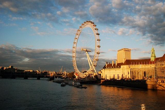 Orte für einen romantischen Heiratsantrag - London