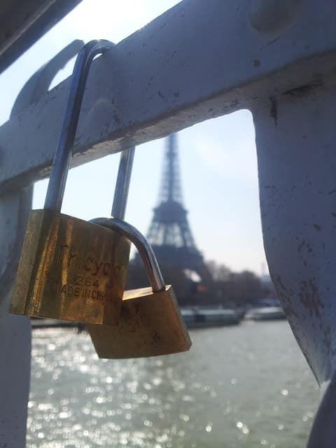 Orte für einen romantischen Heiratsantrag - Paris