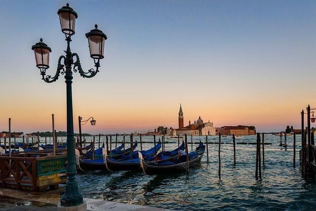Venedig - Orte für einen romantischen Heiratsantrag