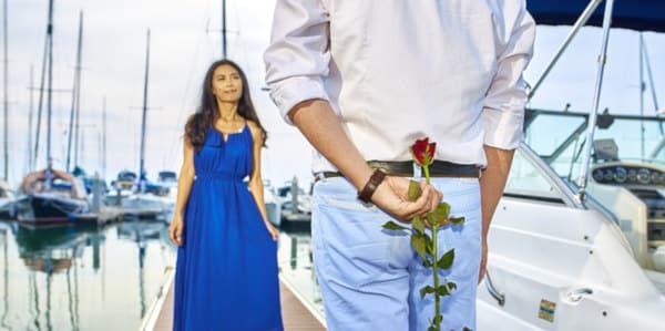 Heiratsantrag der Extraklasse