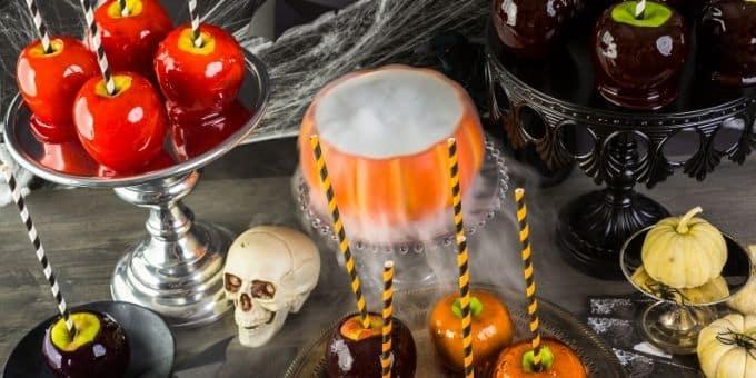 Gaumenfreude zu Halloween