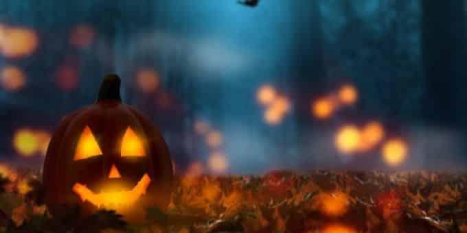 Verlobung zu Halloween